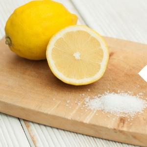 Food-Hacks Zitrone Salz