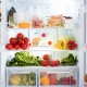 Kühlschrank-Ordnung Lebensmittel
