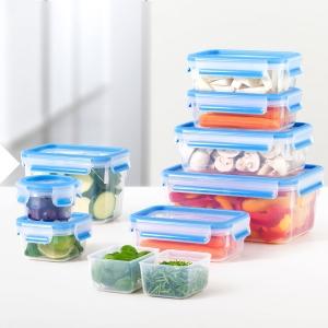 Kühlschrank-Ordnung Tupperware Emsa