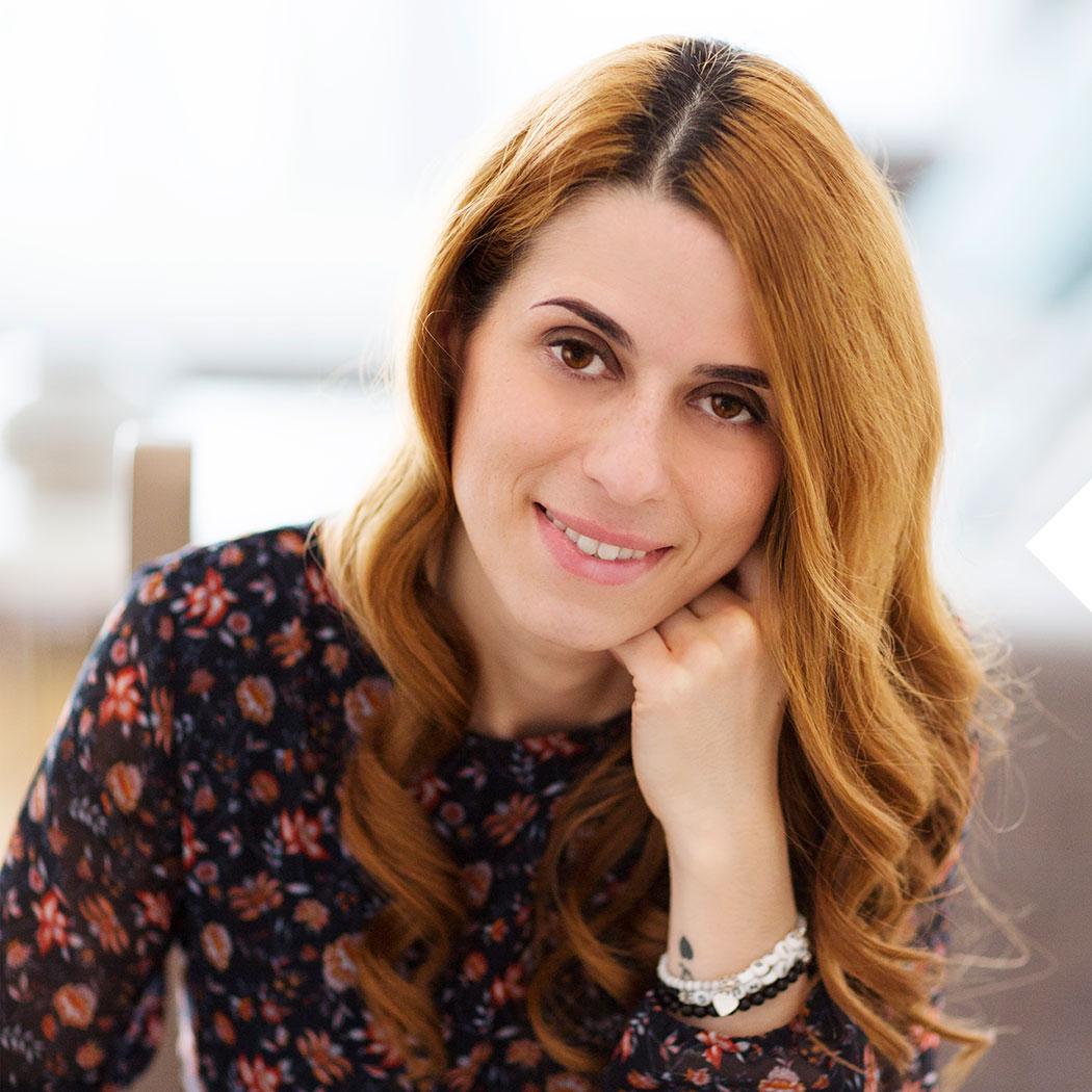 Markenbotschafter Graziella Portrait