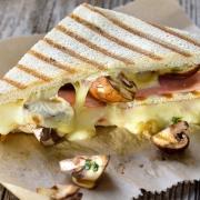 Kontaktgrill Tefal OptiGrill Sandwich Pilze