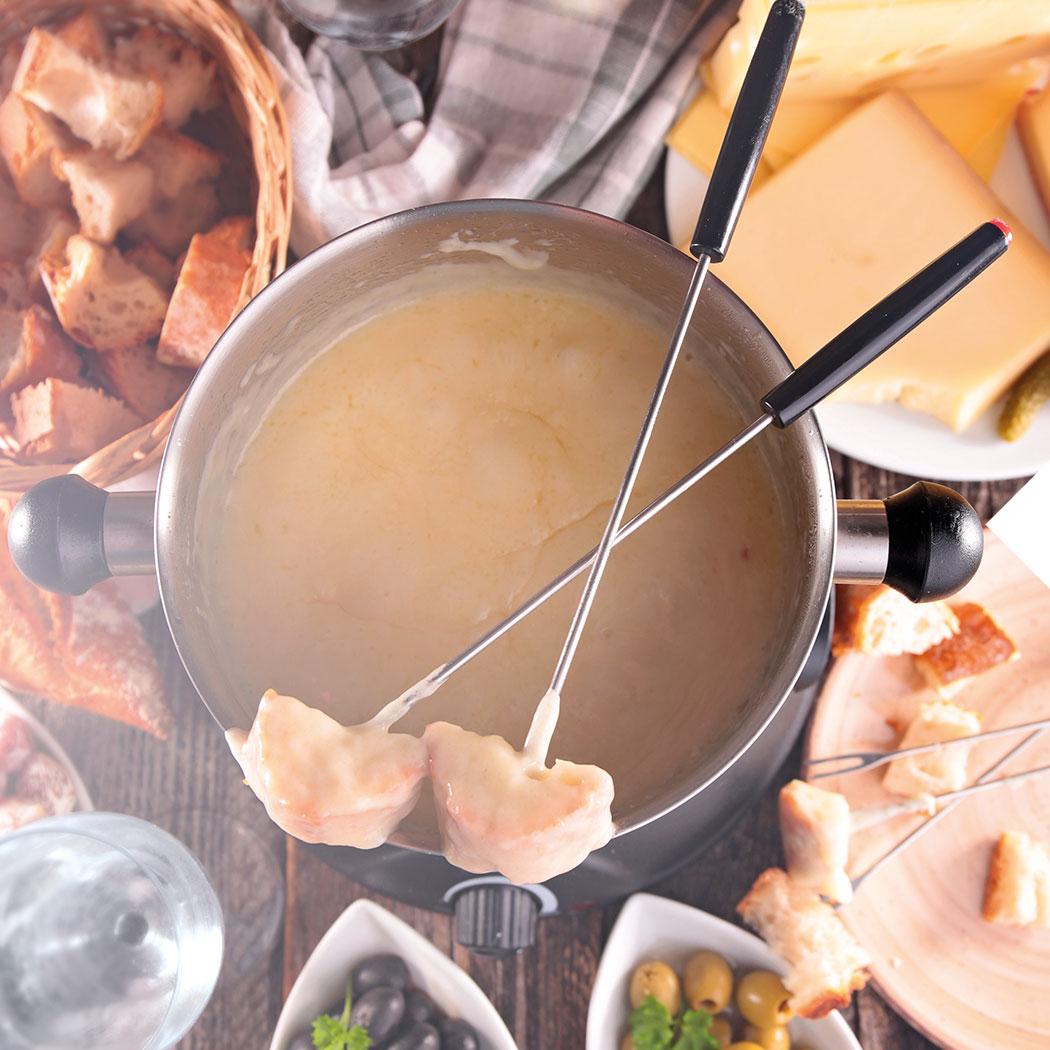 Fondue Ein Kulinarischer Evergreen