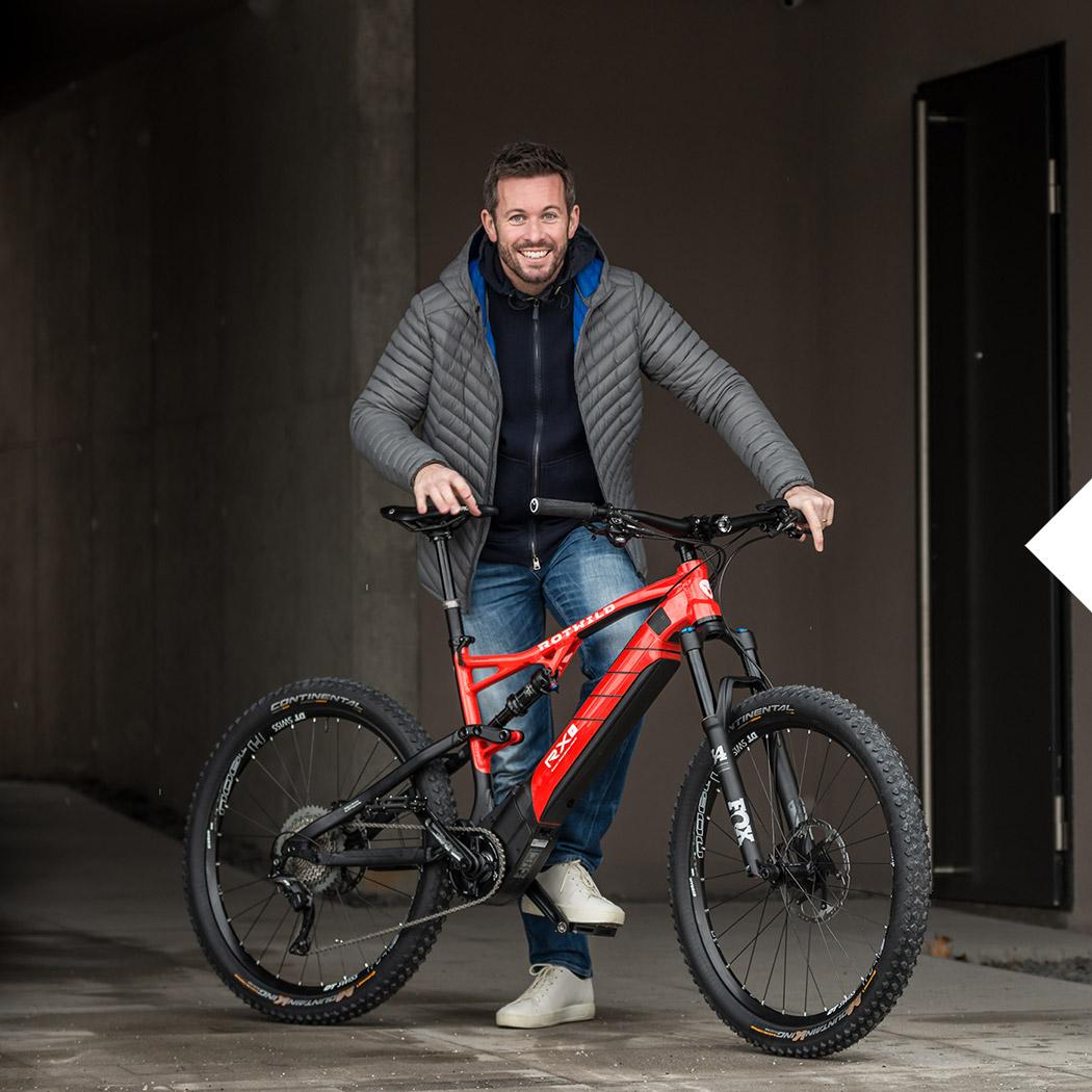 Jan Hartmann Fahrrad