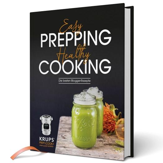 Küchenmaschine mit Kochfunktion Kochbuch