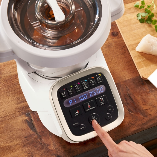 Prep&Cook – die multifunktionale Küchenmaschine mit Kochfunktion ...