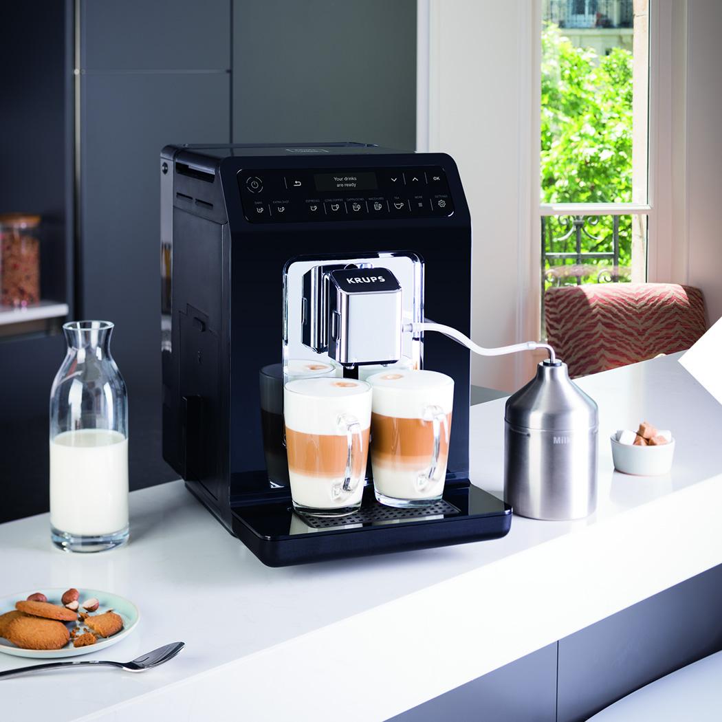 Kaffee Evidence Plus Vollautomat