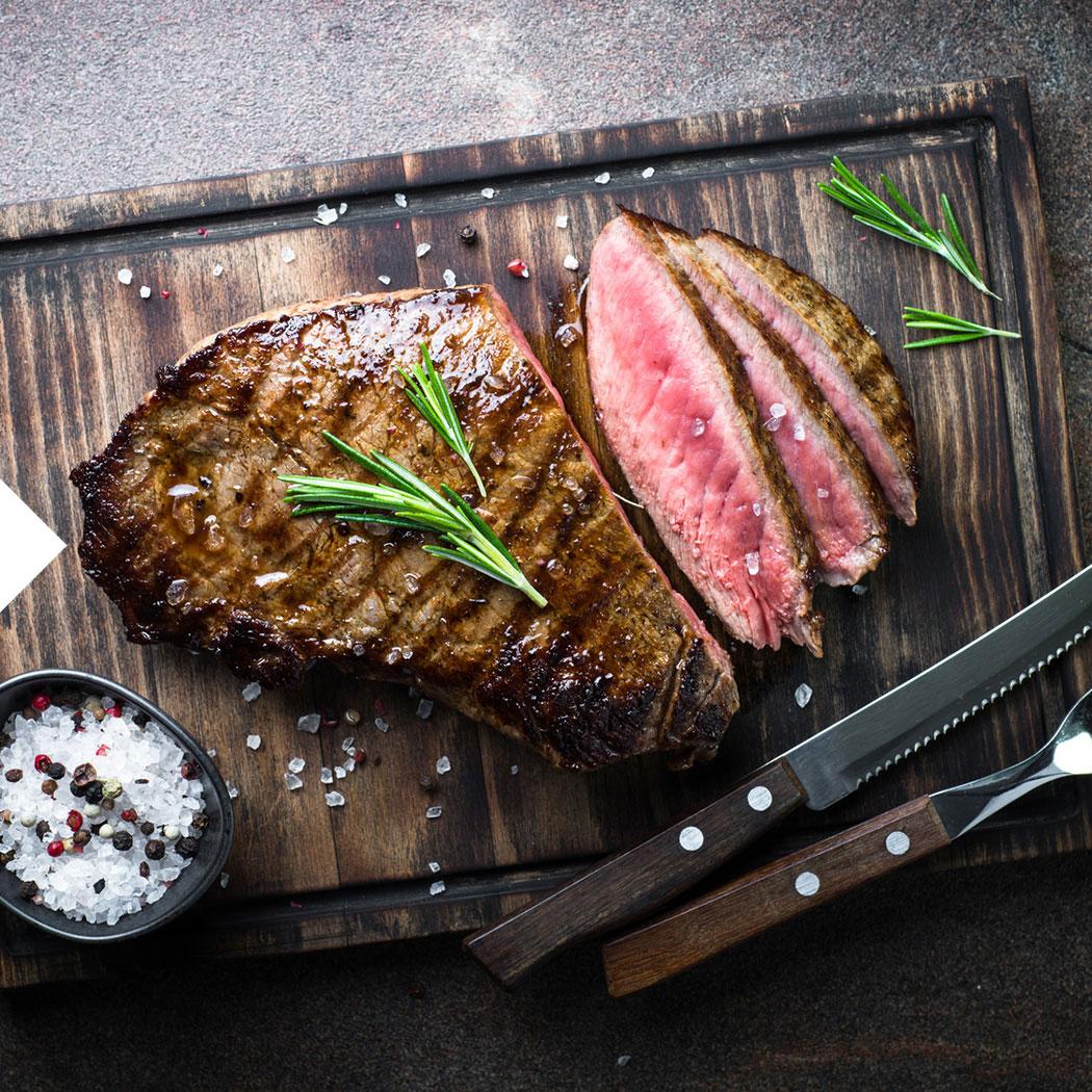 Steak, Grillen