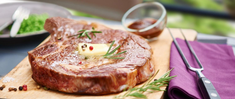 Richtig grillen Steak Rezept