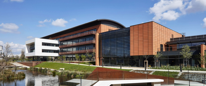 Groupe SEB Gebäude