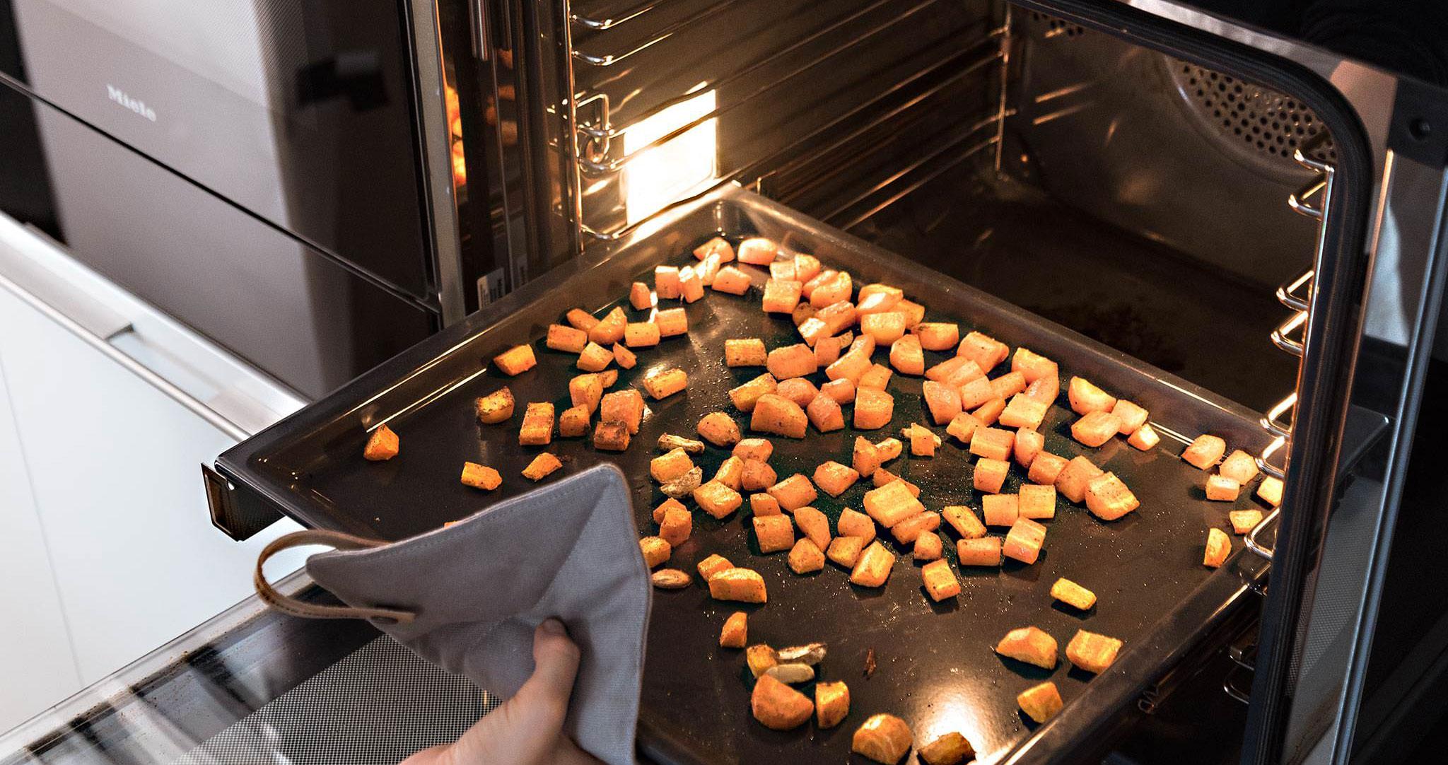 Karotten-Hummus-Dip
