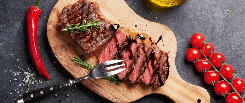 Sous-Vide Steak