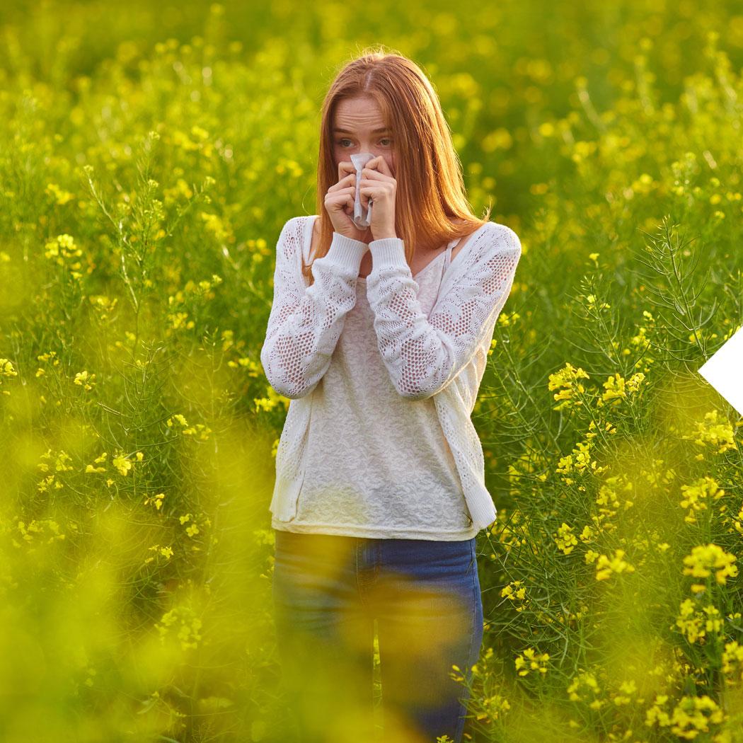 Allergie, Pollen
