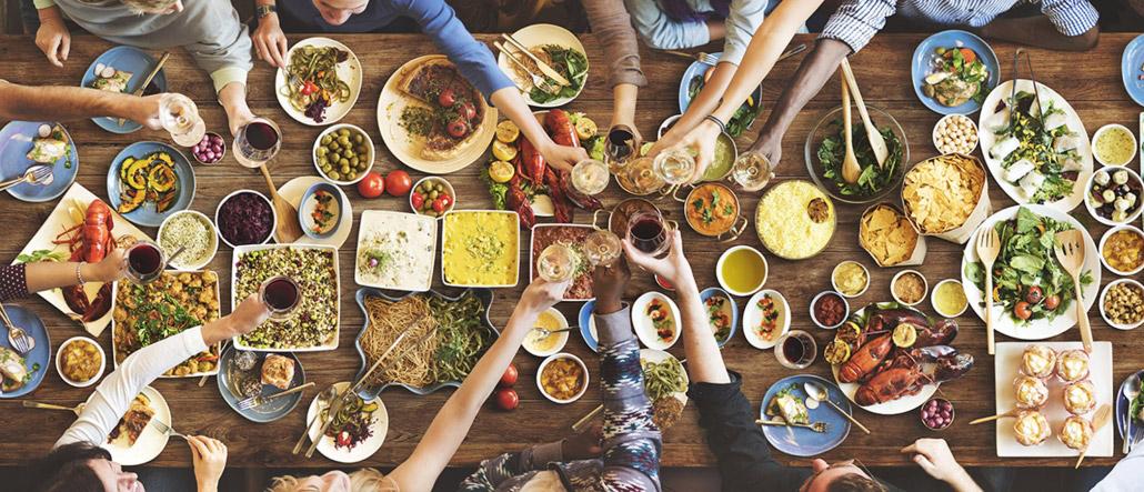Foodsharing Essen mit Freunden