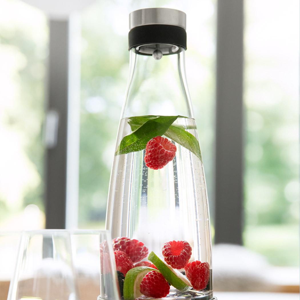Infused Water – Detox und Erfrischung in einem!