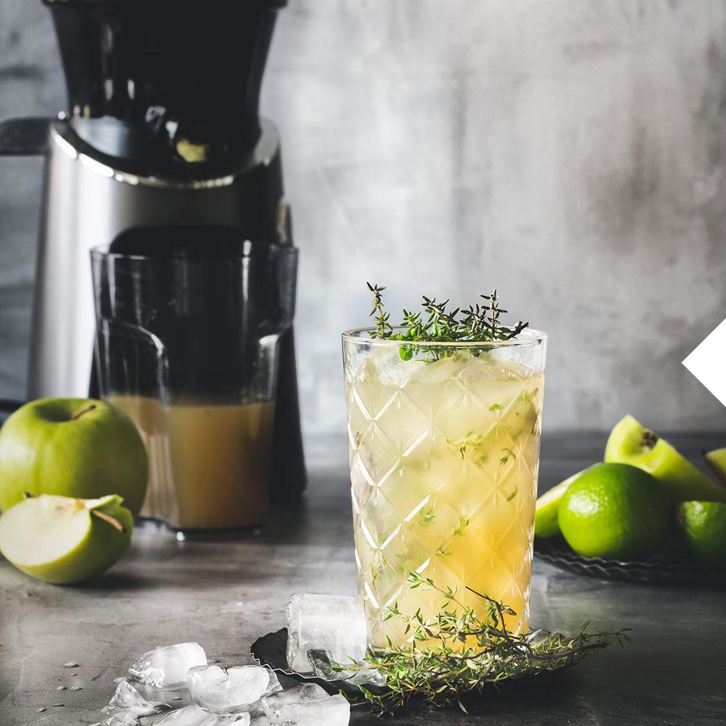 Apfel-Limonade, Patrick Rosenthal