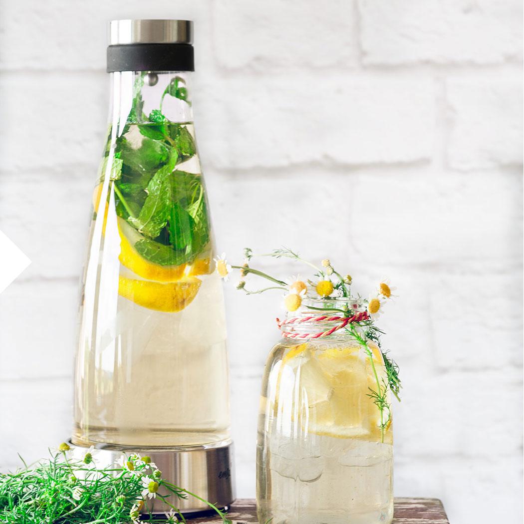 Kamillen-Limonade, Patrick Rosenthal