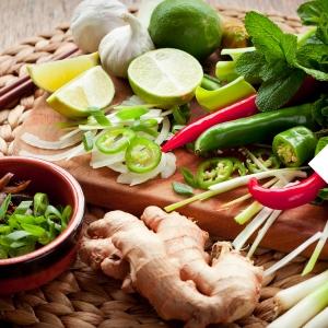 Entdecke den Geschmack Asiens Gemüse