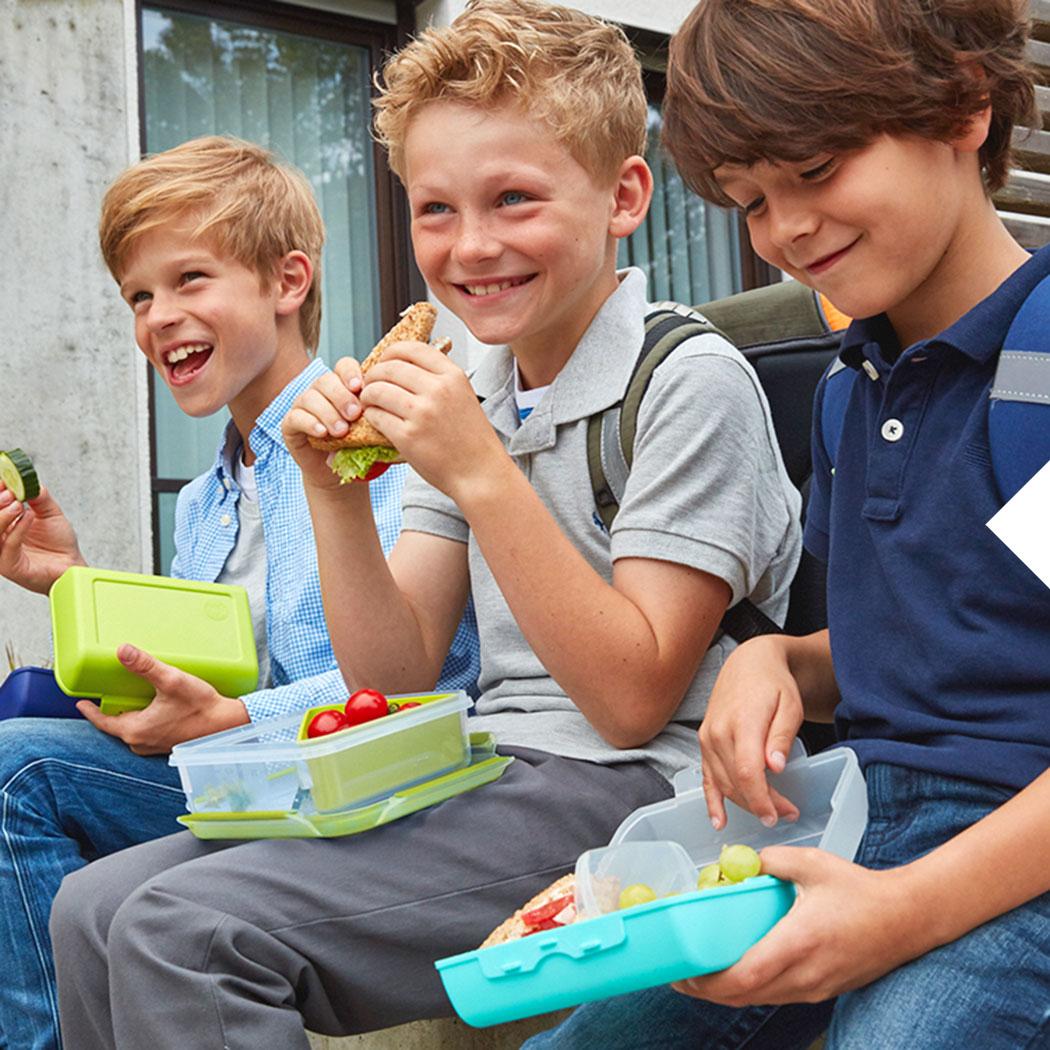 Einschulung Schulstart Brotdose