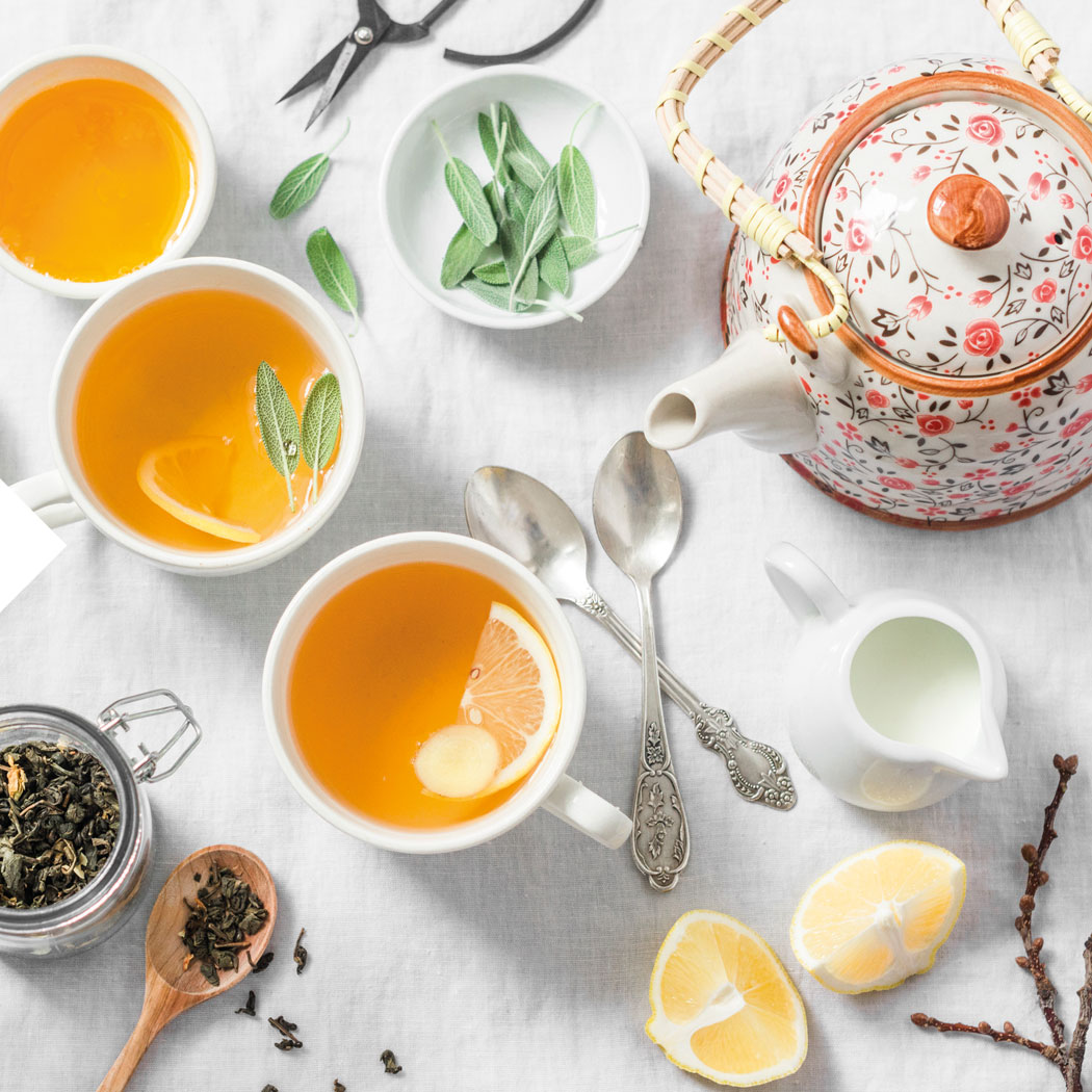 Persische Küche Tee