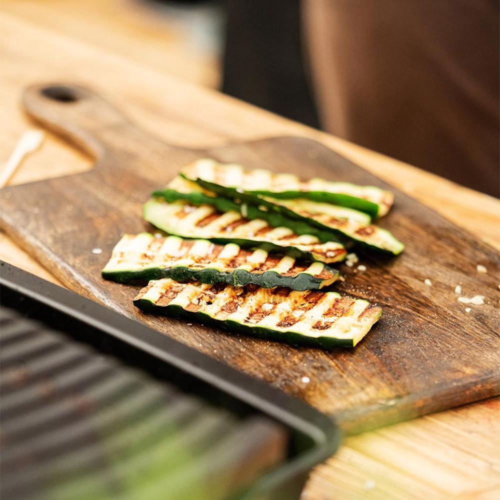 OptiGrill Elite Zucchini grillen