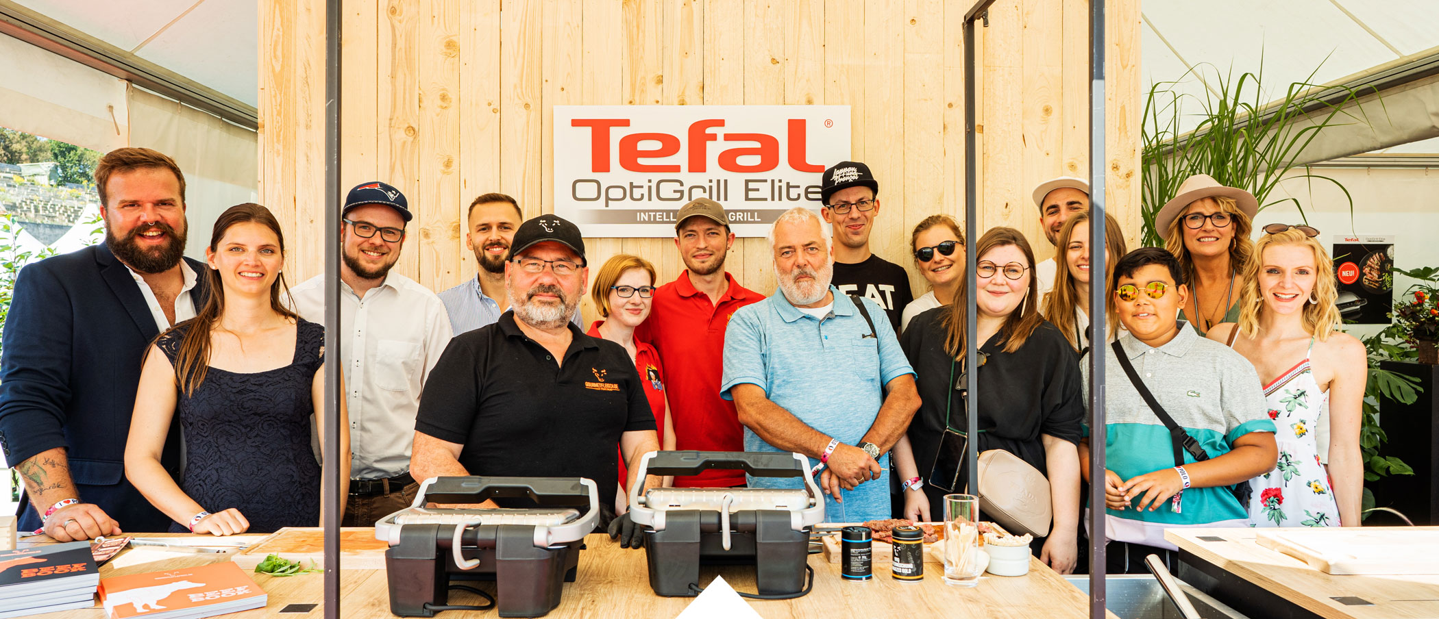Tefal Blogger-Event