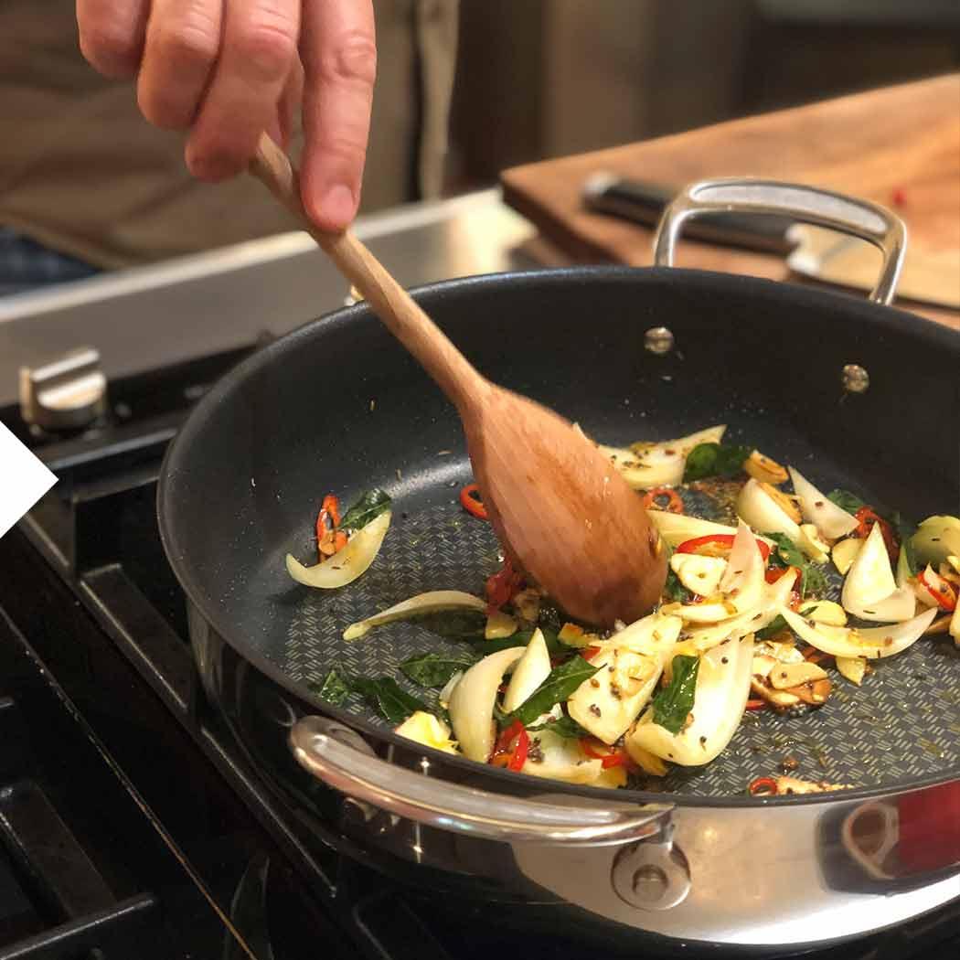Jamie Oliver Tefal Pfanne