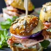 Partyfood Mini-Burger