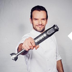 Himmlische Desserts Steffen Henssler KRUPS Mixer