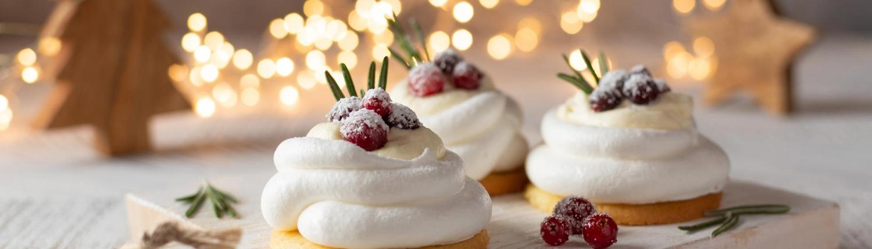 Himmlische Desserts zu Weihnachten von Steffen Henssler