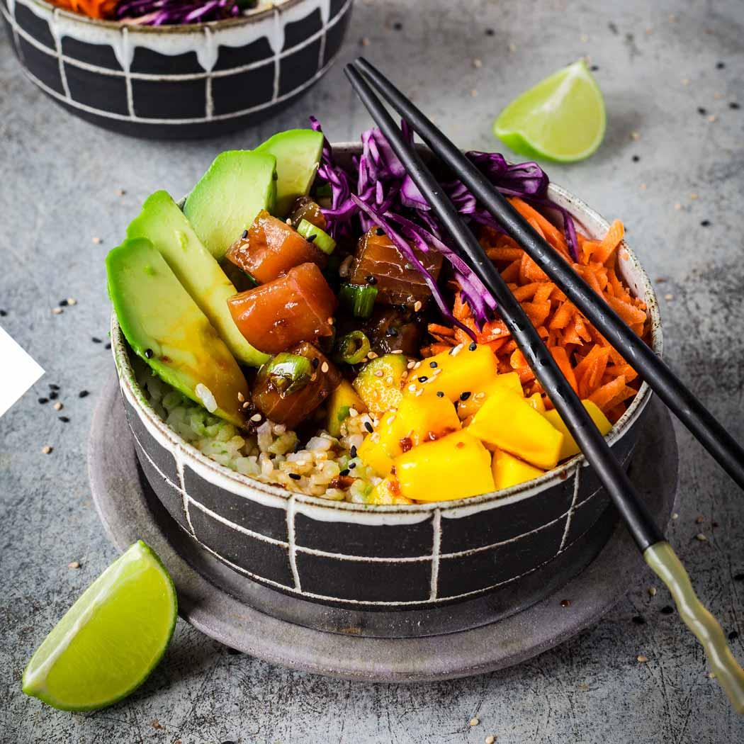 Bowl Rezepte Avocado Bowl