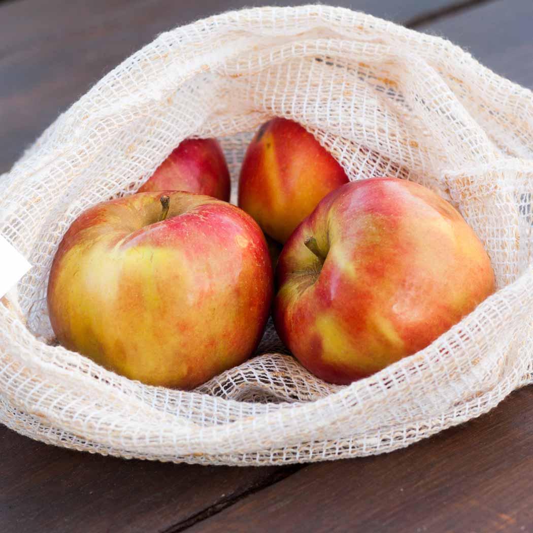 Food Trends 2020 Unverpackt Äpfel