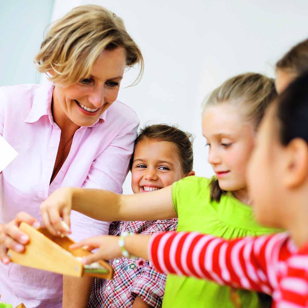 Kindergeburtstag gemeinsam backen