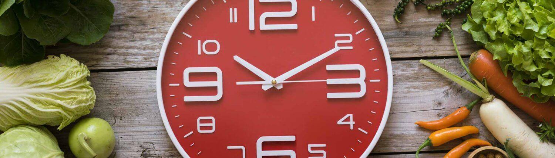 Intervallfasten Uhr