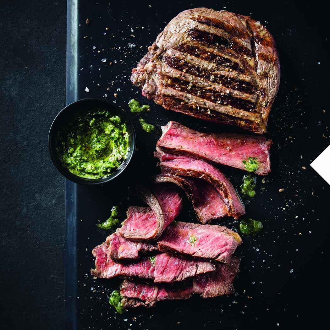 Valentinstags-Ideen Steak