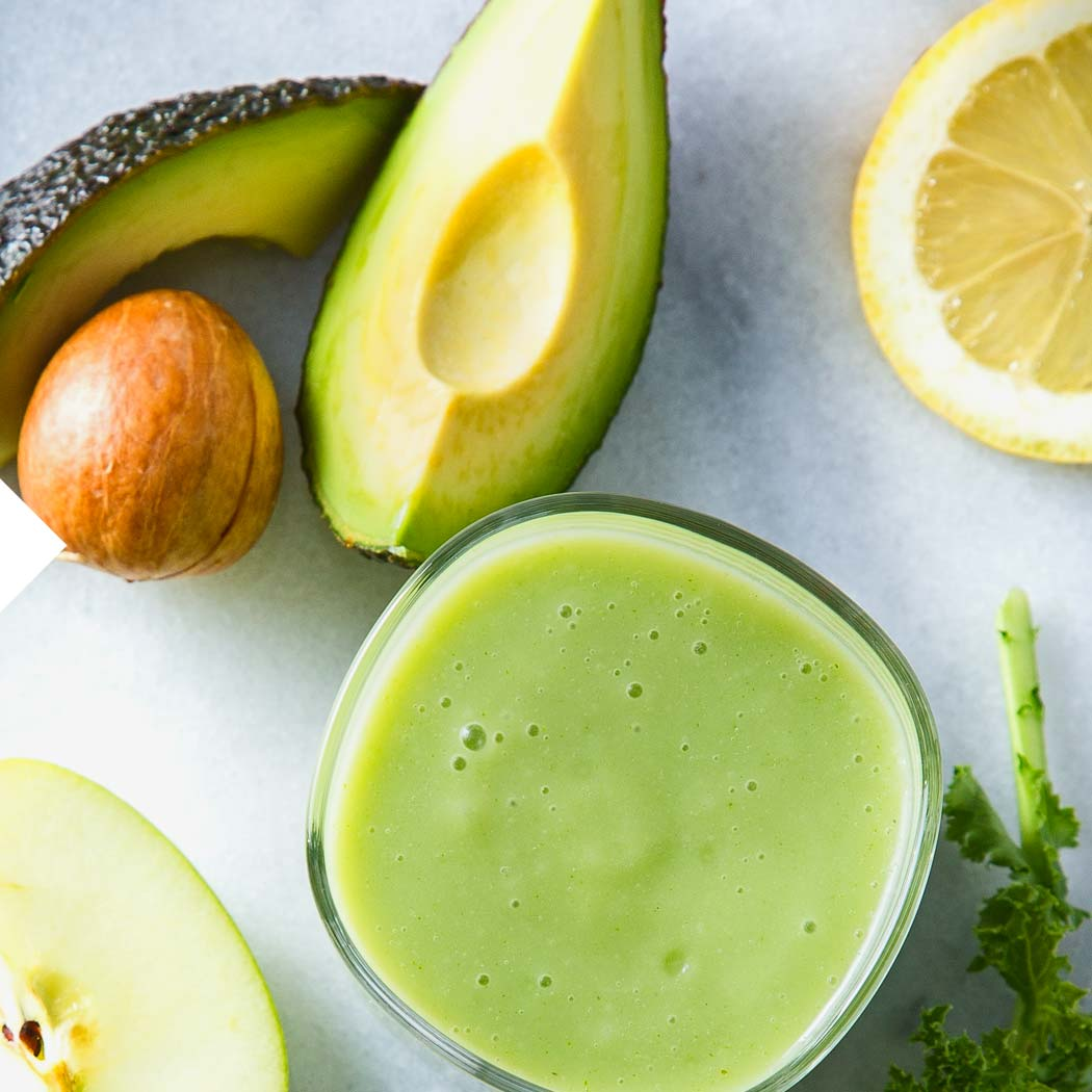 Avocado-Rezepte Smoothie