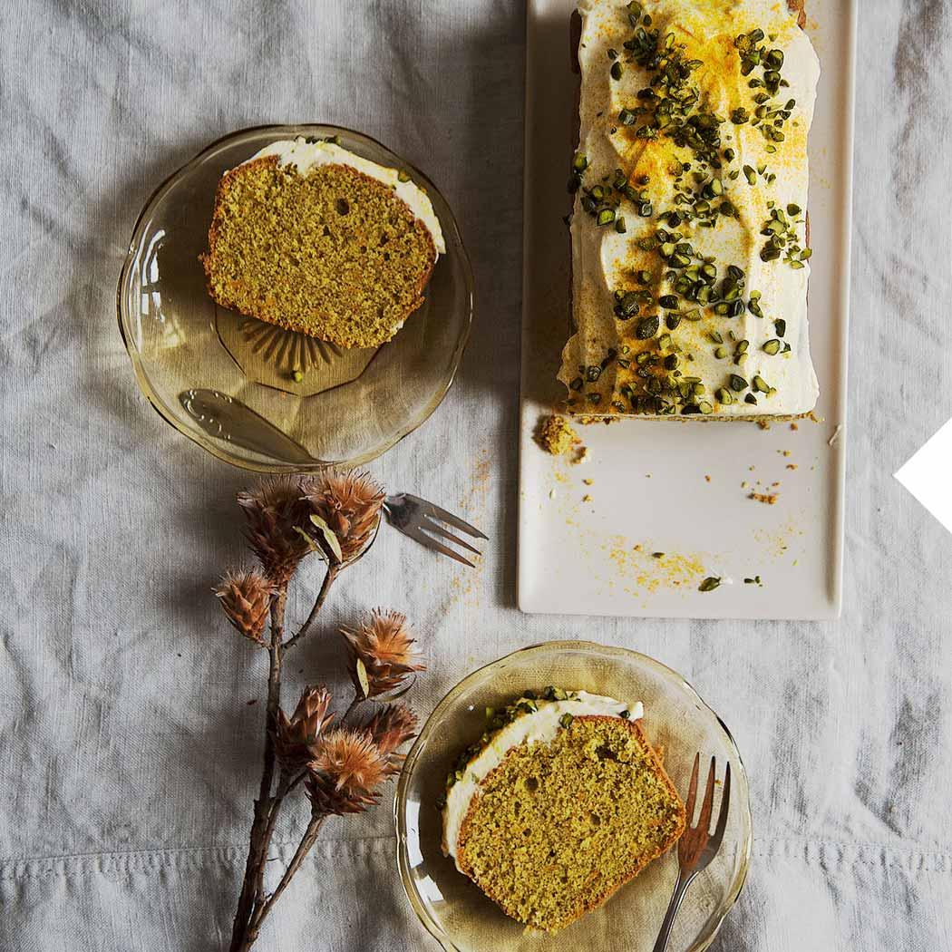Kurkuma Kuchen