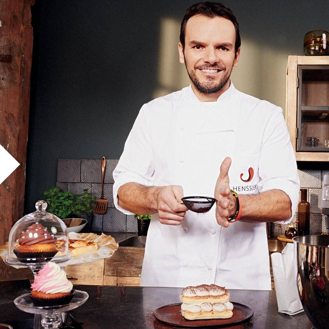 Grill den Henssler Steffen Henssler Dessert