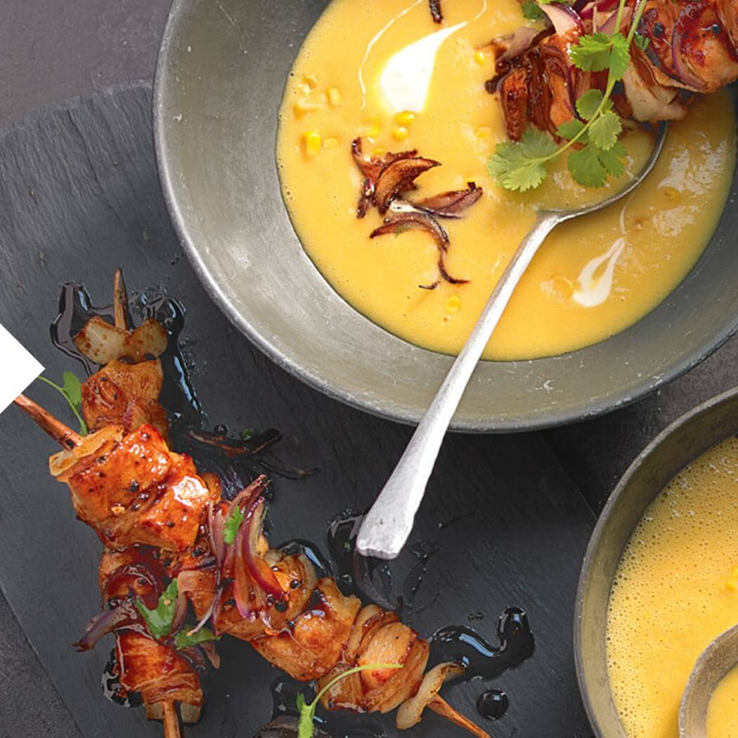 Grill den Henssler Hähnchen Suppe