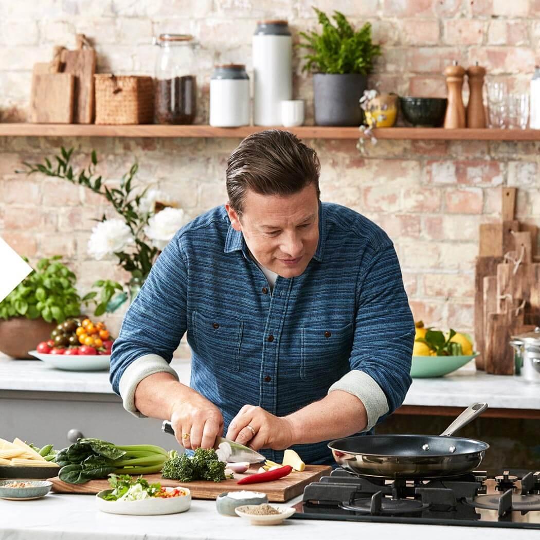 Jamie Oliver Pfannen Rezept