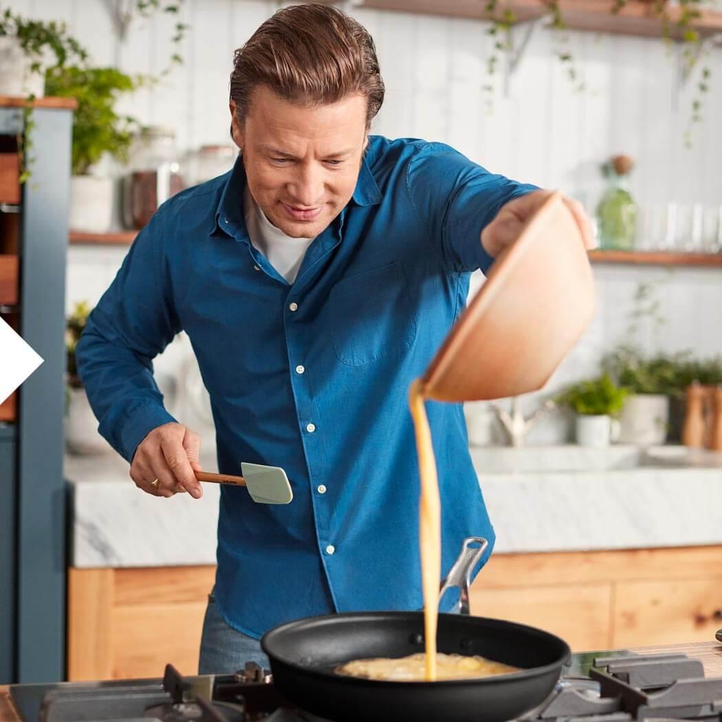 Jamie Oliver Pfannen Kochen