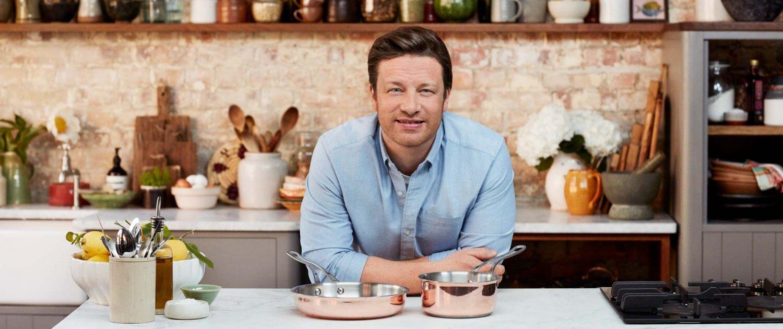 Jamie Oliver Pfannen
