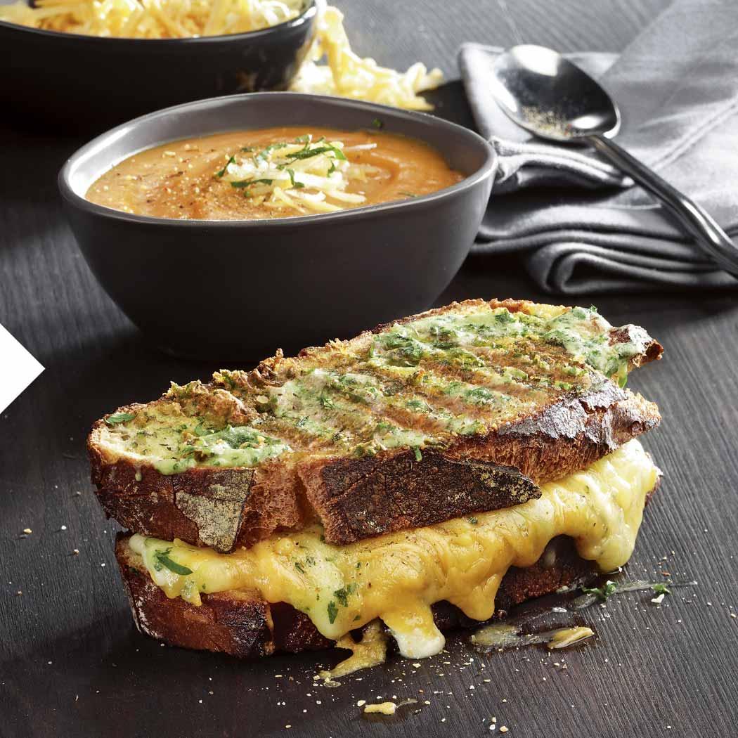 Kontaktgrill Rezepte Sandwich Käse