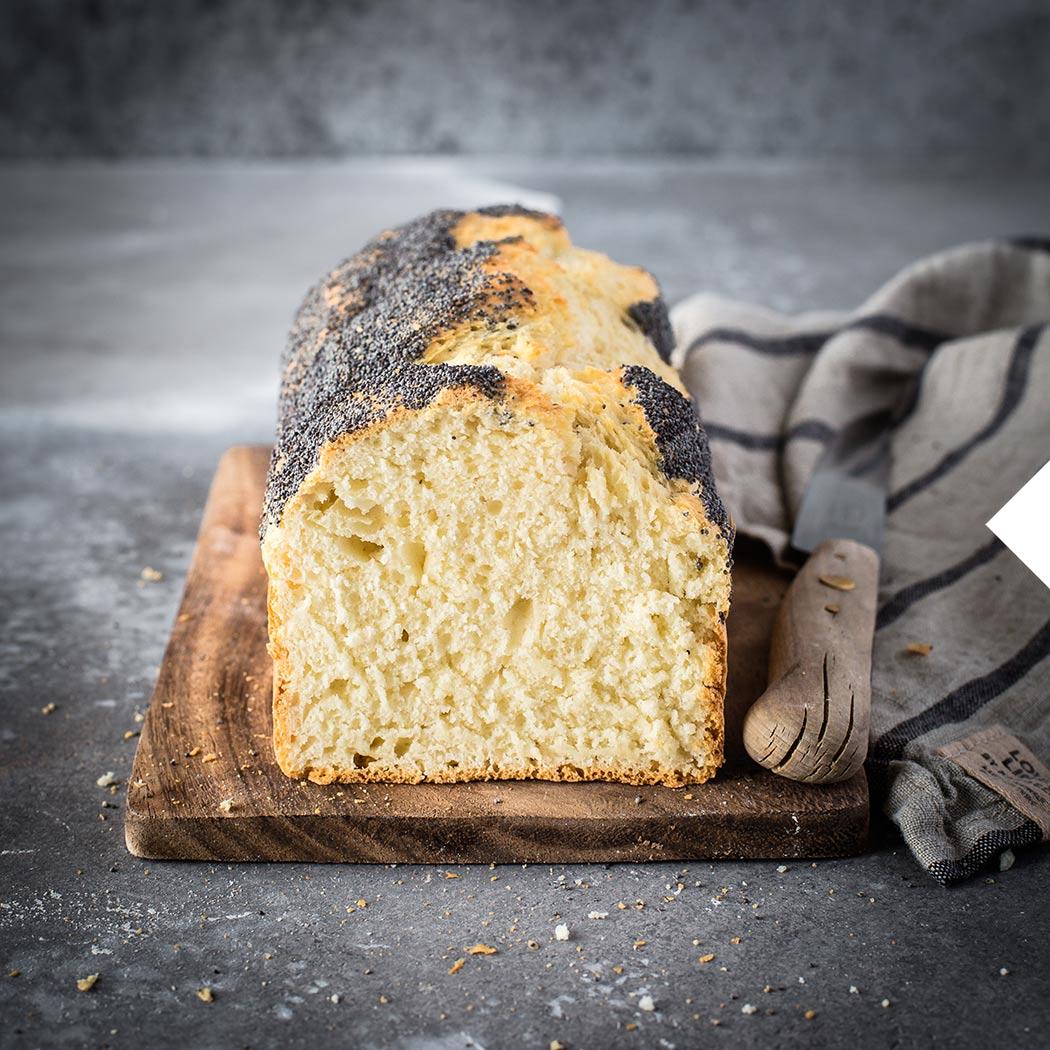 Brot backen Kastenbrot