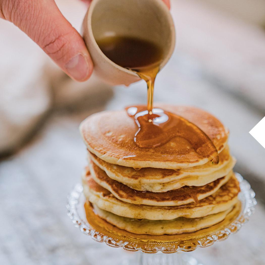 Einfache Rezepte Pancakes