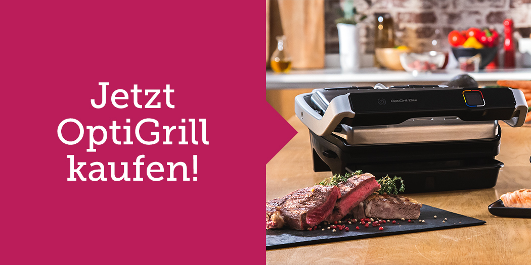 Kontaktgrill YouTuber OptiGriller OptiGrill