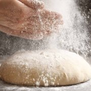 Brot backen Backpulver