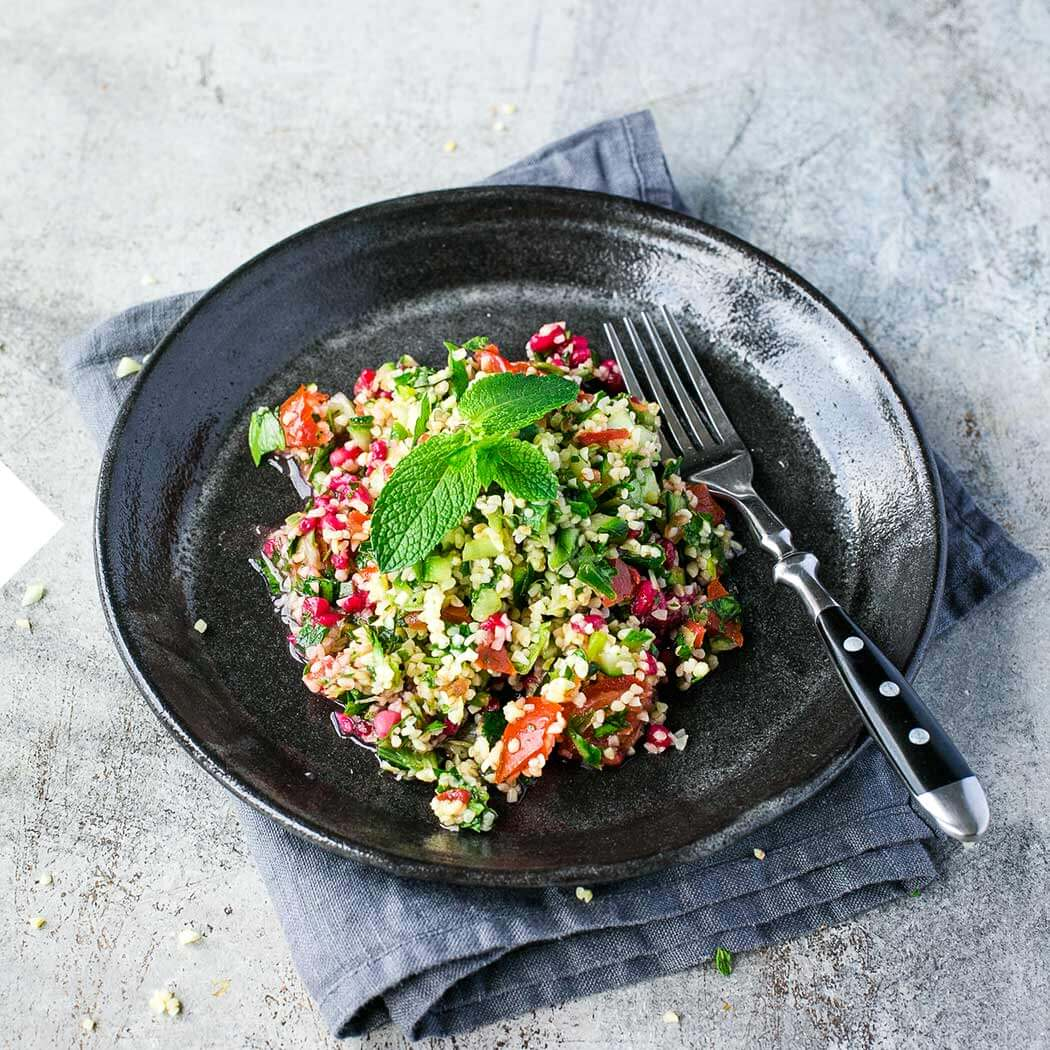 Sommersalate Tabouleh