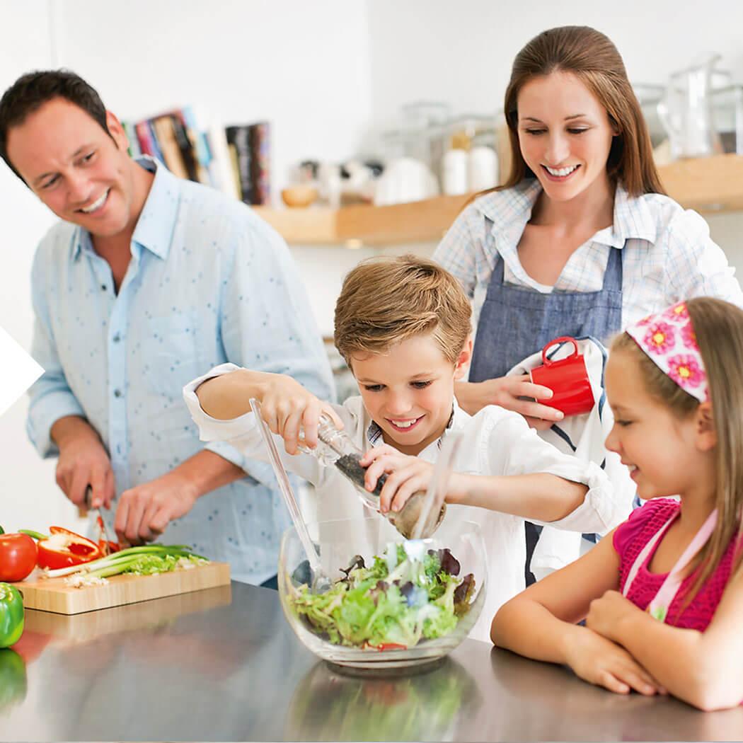 Salate Kinder