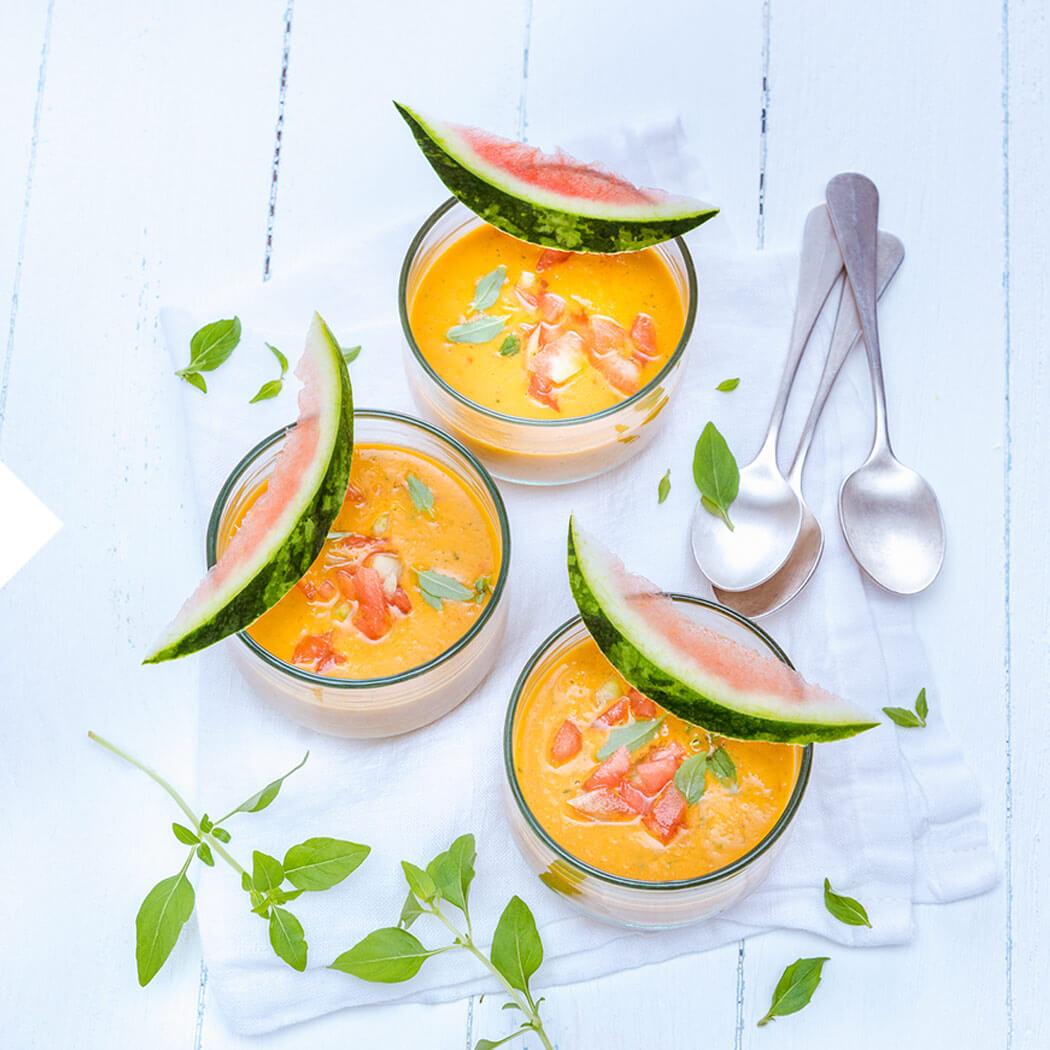 Sommergerichte Gazpacho