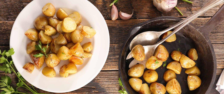 Kartoffel Header